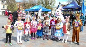 Salisbury Easter Egg Hunt Raises £660 for Local Children